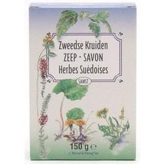 Marval & Vincent Zweedse kruiden zeep (150 gram)