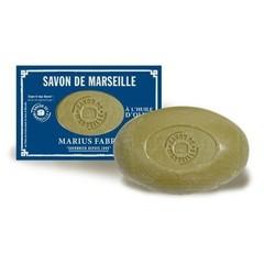 Marius Fabre Savon marseille zeep in doos olijf (150 gram)