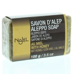 Najel Aleppozeep honing (100 gram)