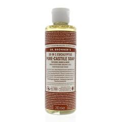 Dr Bronners Liquid soap eucalyptus (240 ml)