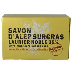 Aleppo Soap Co Aleppo zeep 35% laurier doosje (150 gram)