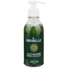 Herbelle Aleppo zeep vloeibaar (200 ml)