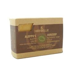 Herbelle Aleppo zeep olijf met 40% laurier (1 stuks)