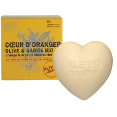 Aleppo Soap Co Hartzeep sinaasappelbloesem (200 gram)
