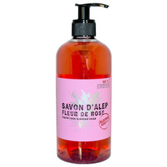 Aleppo Soap Co Aleppo rooszeep navulling (1 liter)