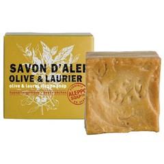 Aleppo Soap Co Aleppo zeep olijf en laurier (100 gram)