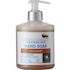 Urtekram Handzeep vloeibaar kokosnoot (380 ml)