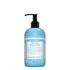 Dr Bronners Shikakai zeep baby mild (355 ml)