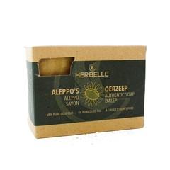 Herbelle Aleppo zeep olijf en water (180 gram)