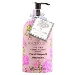 Baylis & Harding Royale bouquet handzeep rose & honeysuckle (500 ml)
