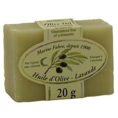 Marius Fabre Gastenzeepje lavendel (20 gram)