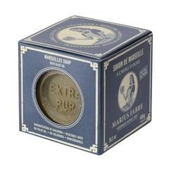 Marius Fabre Savon marseille zeep in doos olijf (400 gram)
