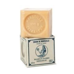 Marius Fabre Savon marseille zeep in doos blanc (100 gram)