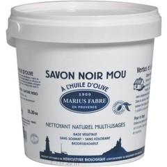 Marius Fabre Savon noir lavoir zwarte zeep pot (1 kilogram)