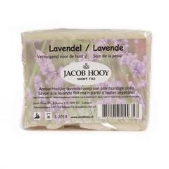 Jacob Hooy Lavendel zeep niet vloeibaar (240 ml)