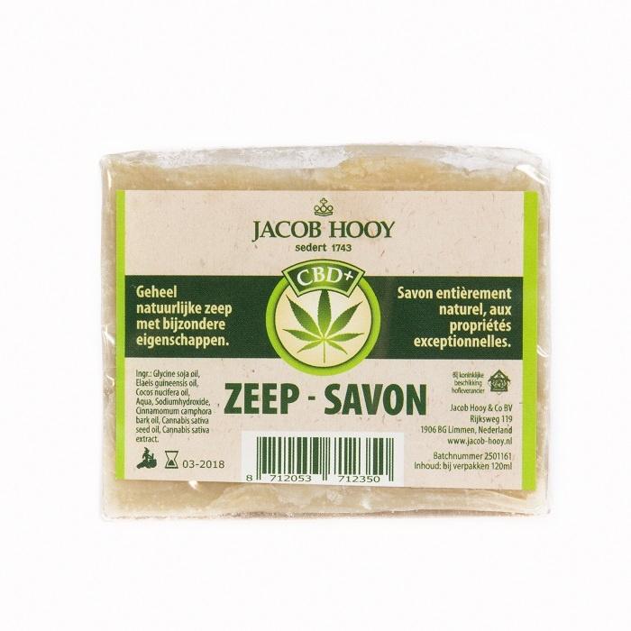 Jacob Hooy Jacob Hooy CBD zeep (1 stuks)