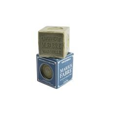 Marius Fabre Savon marseille zeep in doos olijf (200 gram)