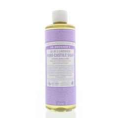 Dr Bronners Liquid soap lavendel (475 ml)