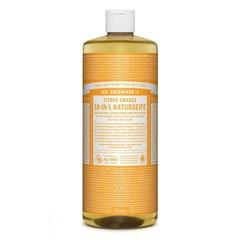 Dr Bronners Liquid soap citrus/orange (945 ml)
