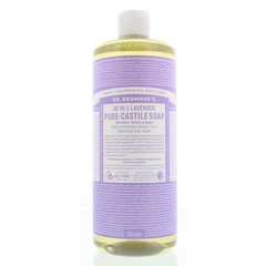 Dr Bronners Liquid soap lavendel (945 ml)