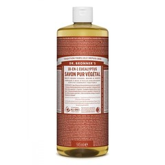 Dr Bronners Liquid soap eucalyptus (945 ml)