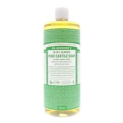 Dr Bronners Liquid soap amandel (945 ml)