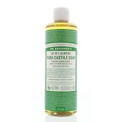 Dr Bronners Liquid soap amandel (475 ml)