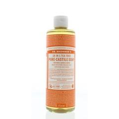 Dr Bronners Liquid soap tea tree (475 ml)