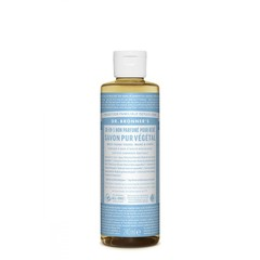 Dr Bronners Liquid soap baby mild (240 ml)