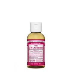 Dr Bronners Liquid soap rose (60 ml)