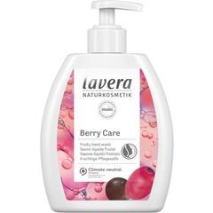 Lavera Handzeep bes/hand wash berry care (250 ml)
