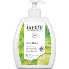 Lavera Handzeep limoen/hand wash lime care (250 ml)