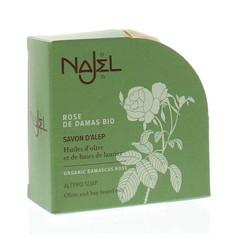 Najel Aleppo zeep Damascus rozen (100 gram)
