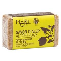 Najel Aleppo zeep olijf citroen limoen (100 gram)