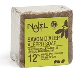 Najel Aleppo zeep olijf olie 12% (200 gram)