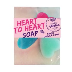Treets Bubble Soap heart to heart (1 stuks)
