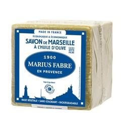 Marius Fabre Savon Marseille zeep olijf in folie (400 gram)