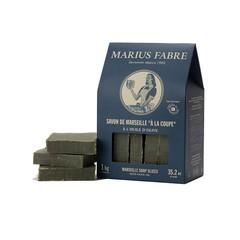 Marius Fabre Savon Marseille Olijfzeep ruwe plak (1 kilogram)