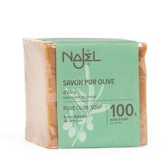 Najel Aleppo zeep olijf olie 100% (200 gram)