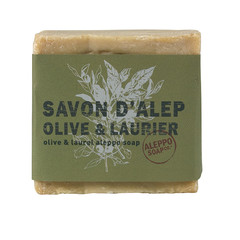 Aleppo Soap Co Aleppo zeep 2% laurier (200 gram)