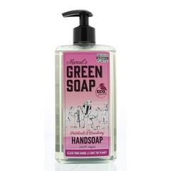 Marcel's GR Soap Handzeep patchouli & cranberry (500 ml)