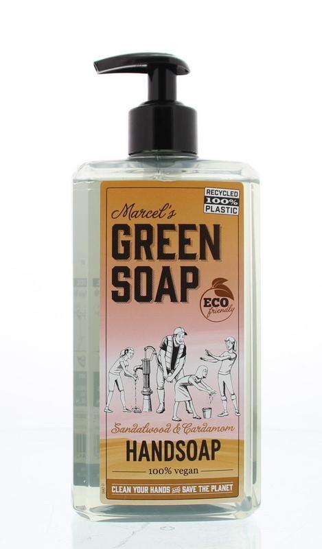 Marcel's GR Soap Marcel's GR Soap Handzeep sandelhout & kardemom (500 ml)