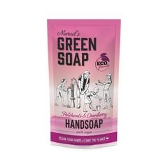 Marcel's GR Soap Handsoap patchouli & cranberry refill (500 ml)