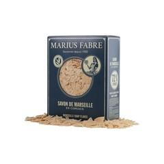 Marius Fabre Savon Marseille zeepvlokkendoos zonder palmolie (750 gram)