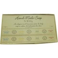 Herbapharm Soap hand made assortiment (36 stuks)