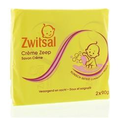 Zwitsal Zeep 2-pak (180 gram)