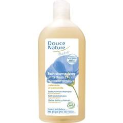 Douce Nature Baby badschuim & shampoo (300 ml)