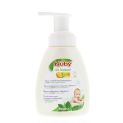 Nuby Citroganix babyzeep/shampoo (250 ml)