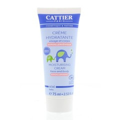 Cattier Baby hydraterende creme (75 ml)