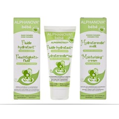 Alphanova Baby Moisturizing cream mild dryness bio (100 ml)